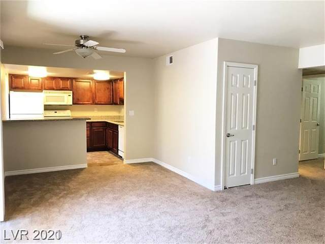4421 Alexis Drive #425, Las Vegas, NV 89103 (MLS #2291540) :: Custom Fit Real Estate Group
