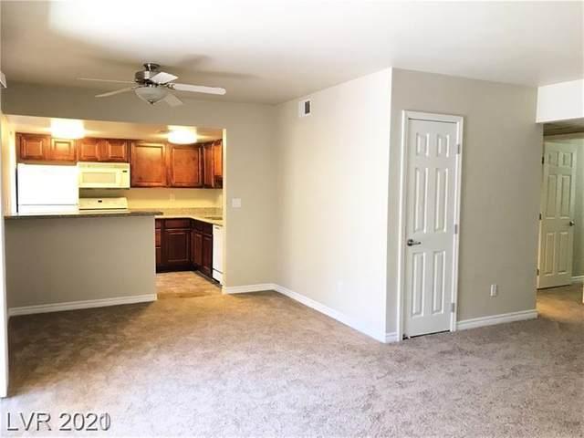 4421 Alexis Drive #425, Las Vegas, NV 89103 (MLS #2291540) :: Signature Real Estate Group