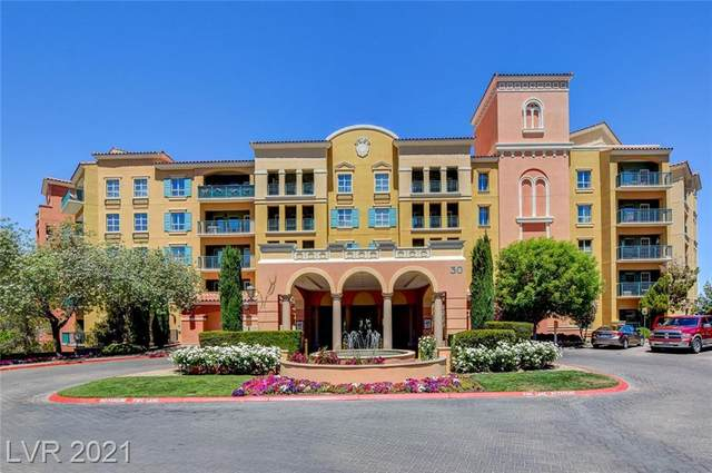 30 Strada Di Villaggio #206, Henderson, NV 89011 (MLS #2291541) :: Custom Fit Real Estate Group