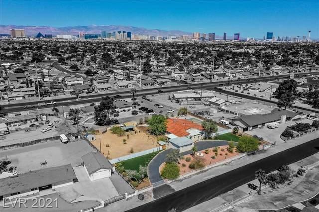 5537 Evaline Street, Las Vegas, NV 89120 (MLS #2291543) :: Signature Real Estate Group
