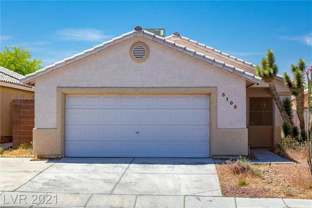 3103 Sierra Ridge Drive, Las Vegas, NV 89156 (MLS #2291551) :: Signature Real Estate Group