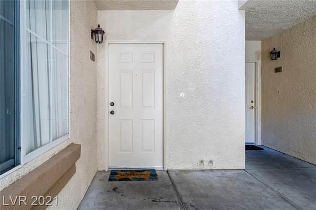 7139 S Durango Drive #108, Las Vegas, NV 89113 (MLS #2291562) :: Galindo Group Real Estate