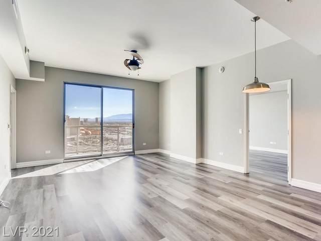 200 W Sahara Avenue #2502, Las Vegas, NV 89102 (MLS #2291569) :: Custom Fit Real Estate Group