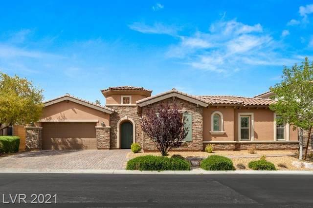 26 Carolina Cherry Drive, Las Vegas, NV 89141 (MLS #2291571) :: Lindstrom Radcliffe Group