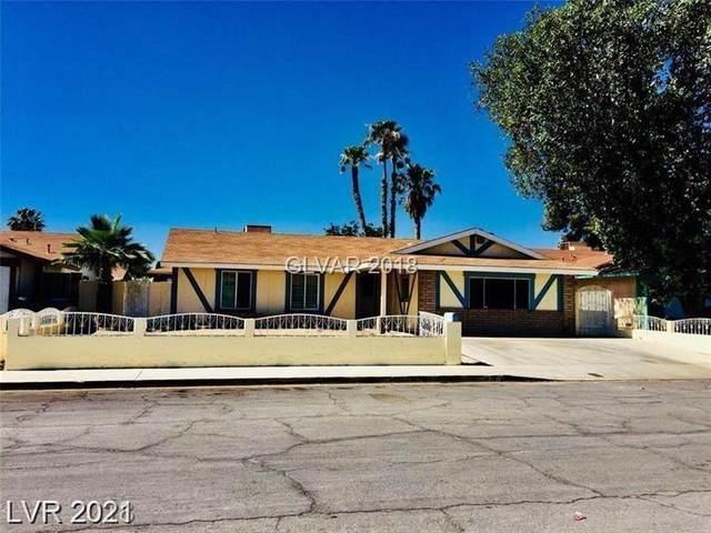 6439 Lori Court, Las Vegas, NV 89103 (MLS #2291575) :: ERA Brokers Consolidated / Sherman Group