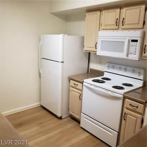 555 E Silverado Ranch Boulevard #1018, Las Vegas, NV 89183 (MLS #2291578) :: Custom Fit Real Estate Group