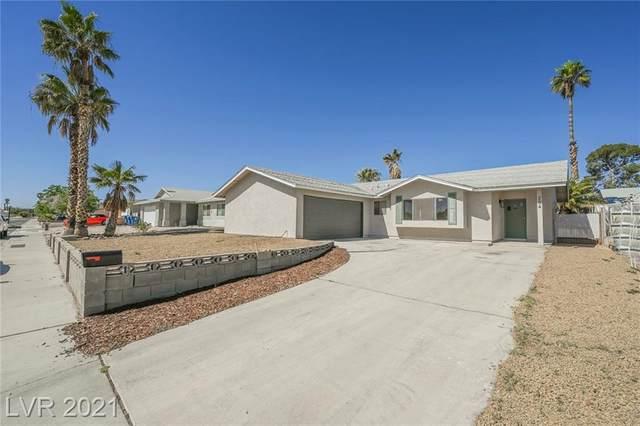 204 Bahama Road, Las Vegas, NV 89145 (MLS #2291591) :: Signature Real Estate Group