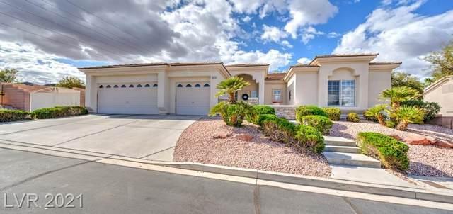680 Blue Lake Court, Boulder City, NV 89005 (MLS #2291597) :: Signature Real Estate Group