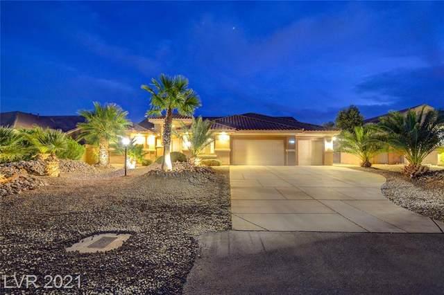 215 E Levi Avenue, Las Vegas, NV 89183 (MLS #2291598) :: Lindstrom Radcliffe Group