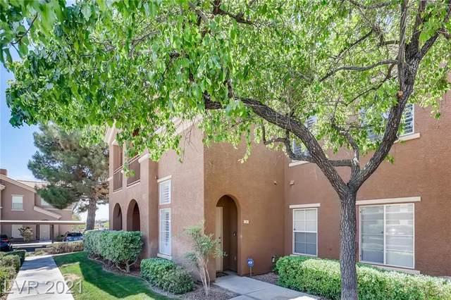 3805 Ormond Beach Street #203, Las Vegas, NV 89129 (MLS #2291599) :: DT Real Estate