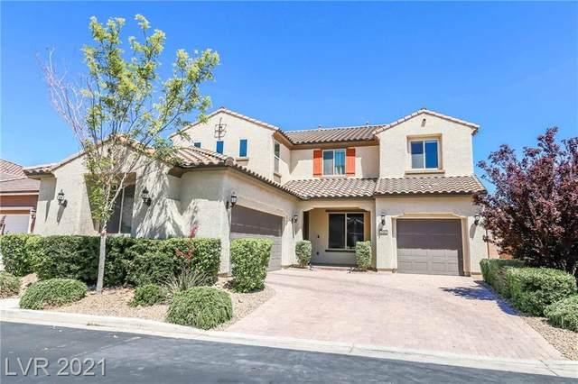 9562 Wild Valley Avenue, Las Vegas, NV 89148 (MLS #2291603) :: Signature Real Estate Group