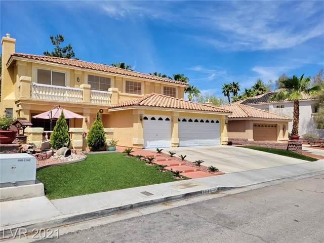 7843 Tidal Pool Court, Las Vegas, NV 89139 (MLS #2291613) :: Signature Real Estate Group