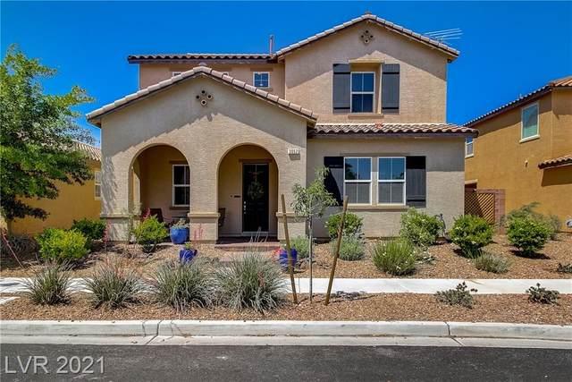 3052 Camino Largo Avenue, Henderson, NV 89044 (MLS #2291616) :: Custom Fit Real Estate Group