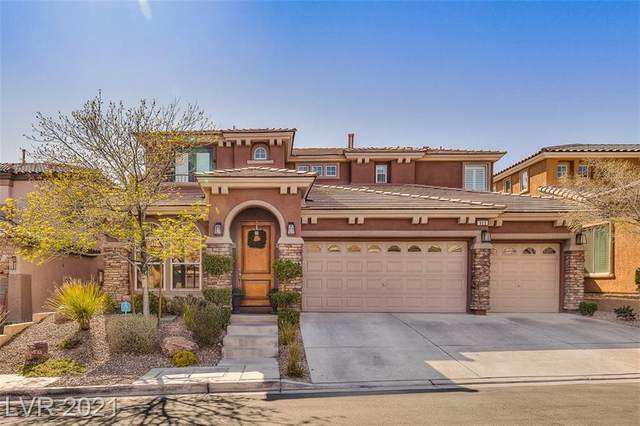 523 Los Dolces Street, Las Vegas, NV 89138 (MLS #2291620) :: Signature Real Estate Group