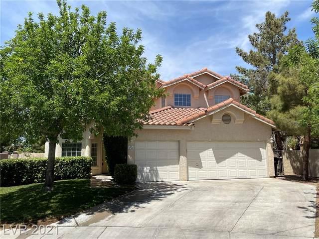 250 Sandrock Pointe Lane, Henderson, NV 89012 (MLS #2291648) :: Signature Real Estate Group
