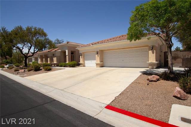 7530 Cedar Rae Avenue, Las Vegas, NV 89131 (MLS #2291657) :: Galindo Group Real Estate
