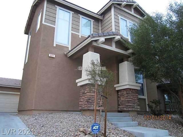 921 Noah Valley Street, Henderson, NV 89052 (MLS #2291683) :: Signature Real Estate Group