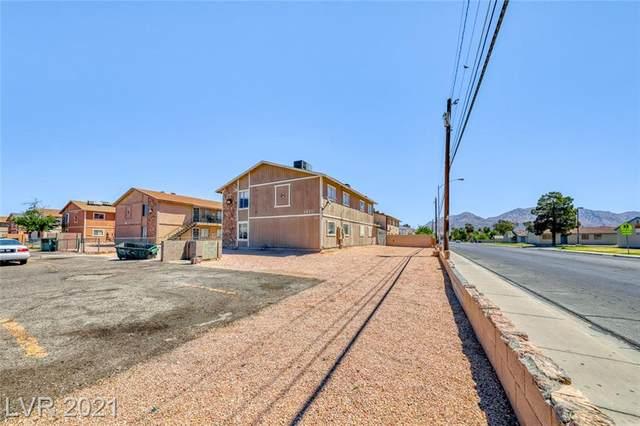 1810 Bartoli Drive, Las Vegas, NV 89115 (MLS #2291690) :: Signature Real Estate Group