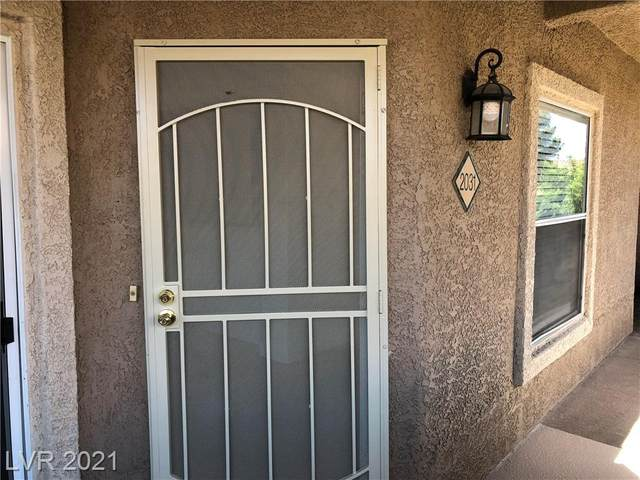 5125 W Reno Avenue #2031, Las Vegas, NV 89118 (MLS #2291694) :: Jack Greenberg Group