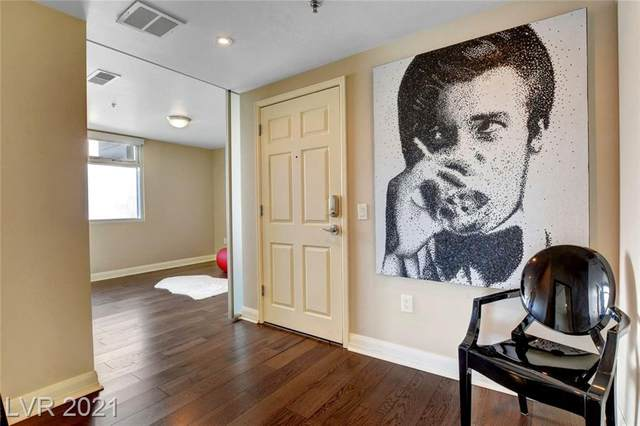150 N Las Vegas Boulevard #1512, Las Vegas, NV 89101 (MLS #2291715) :: Custom Fit Real Estate Group