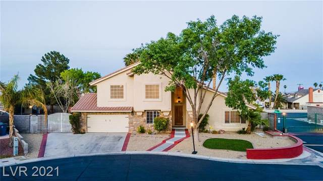 1410 Covelo Court, Las Vegas, NV 89146 (MLS #2291726) :: Signature Real Estate Group