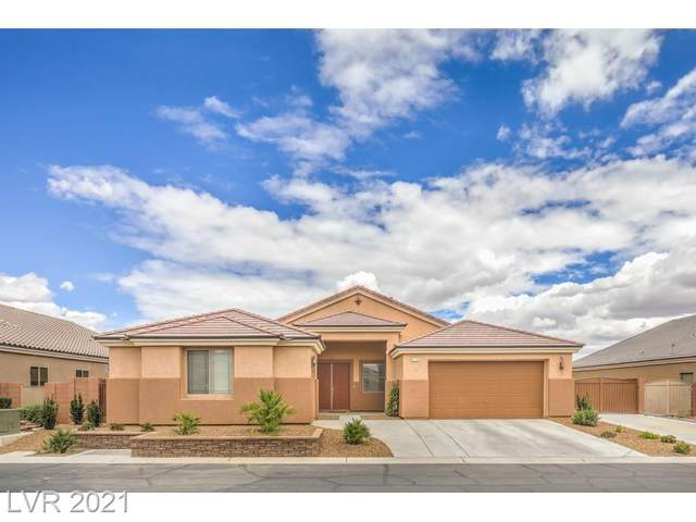 172 Turtle Ridge Avenue, Las Vegas, NV 89183 (MLS #2291748) :: Signature Real Estate Group
