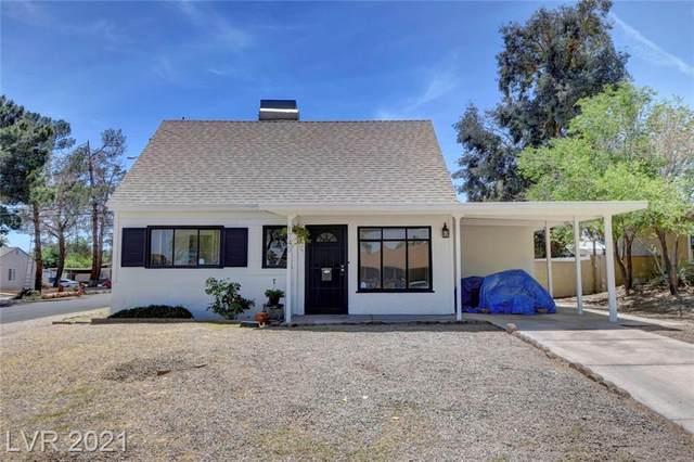 1740 Canosa Avenue, Las Vegas, NV 89104 (MLS #2291757) :: Signature Real Estate Group