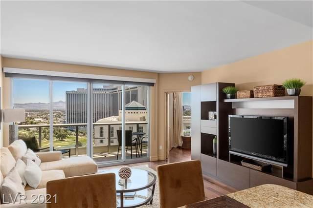322 Karen Avenue #1806, Las Vegas, NV 89109 (MLS #2291762) :: Signature Real Estate Group