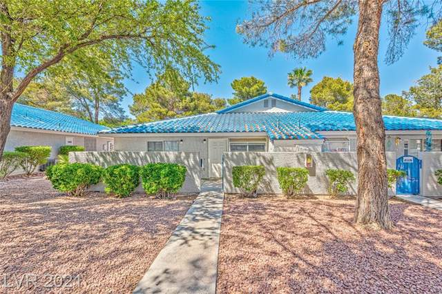 2117 Chertsey Drive C, Las Vegas, NV 89108 (MLS #2291784) :: Lindstrom Radcliffe Group
