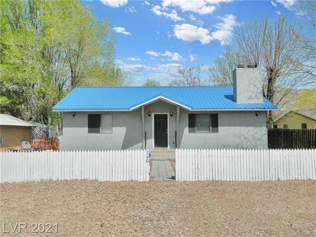 740 A Street, Caliente, NV 89008 (MLS #2291787) :: Signature Real Estate Group