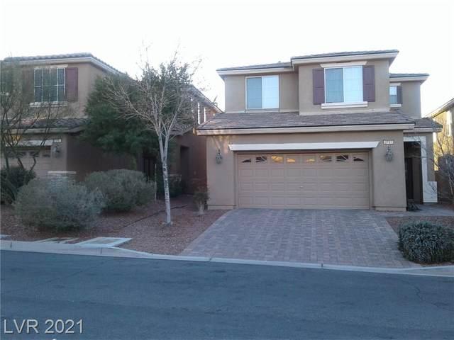 2757 Drumlanrig Street, Henderson, NV 89044 (MLS #2291791) :: Signature Real Estate Group