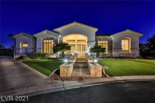 2280 Country Cottage Court, Las Vegas, NV 89117 (MLS #2291792) :: Signature Real Estate Group
