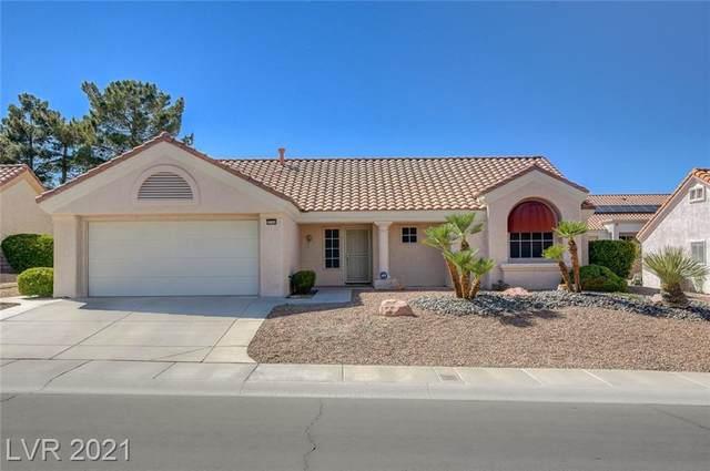 2709 Lotus Hill Drive, Las Vegas, NV 89134 (MLS #2291801) :: Custom Fit Real Estate Group