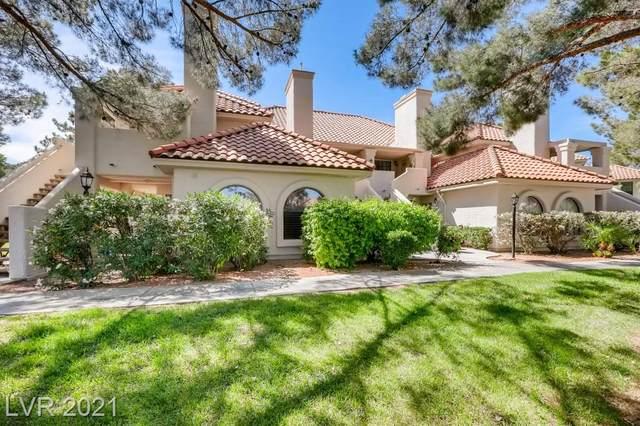 2605 S Durango Drive #203, Las Vegas, NV 89117 (MLS #2291806) :: Custom Fit Real Estate Group