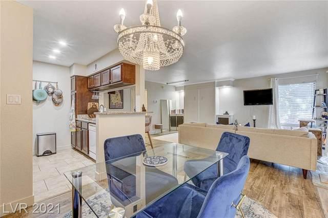 730 Oakmont Avenue #909, Las Vegas, NV 89109 (MLS #2291822) :: Custom Fit Real Estate Group
