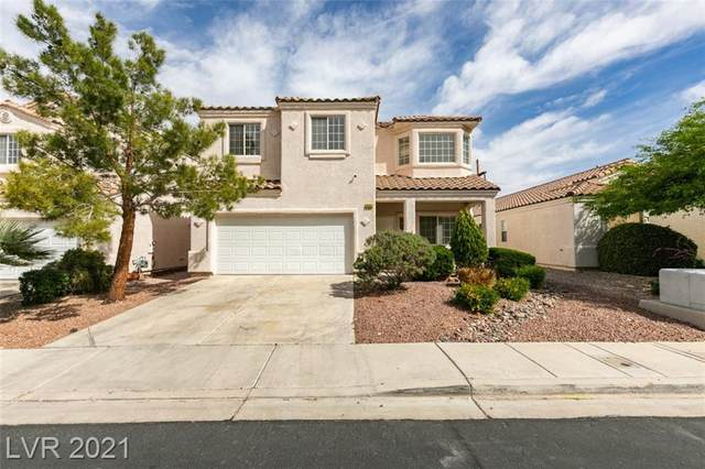 306 Butterworth Court, Henderson, NV 89052 (MLS #2291825) :: Signature Real Estate Group