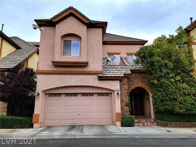 9172 Whitekirk Place, Las Vegas, NV 89145 (MLS #2291833) :: Custom Fit Real Estate Group