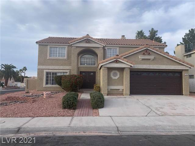 1513 Cliff Branch Drive, Henderson, NV 89014 (MLS #2291834) :: Signature Real Estate Group
