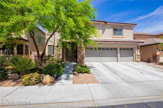 4104 Cathedral Falls Avenue, North Las Vegas, NV 89085 (MLS #2291857) :: Custom Fit Real Estate Group