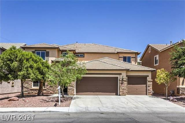 342 S Milan Street, Henderson, NV 89015 (MLS #2291878) :: Vestuto Realty Group