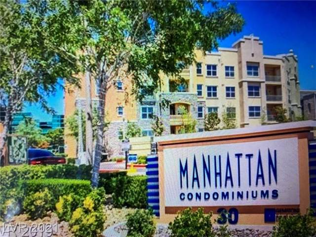 62 E Serene Avenue #114, Las Vegas, NV 89123 (MLS #2291885) :: Jeffrey Sabel