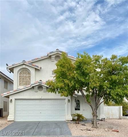 4590 Heavenly Love Way, Las Vegas, NV 89147 (MLS #2291891) :: Signature Real Estate Group