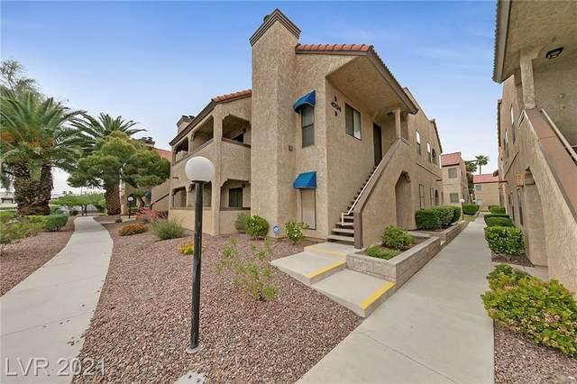 4704 Obannon Drive B, Las Vegas, NV 89102 (MLS #2291899) :: Jeffrey Sabel