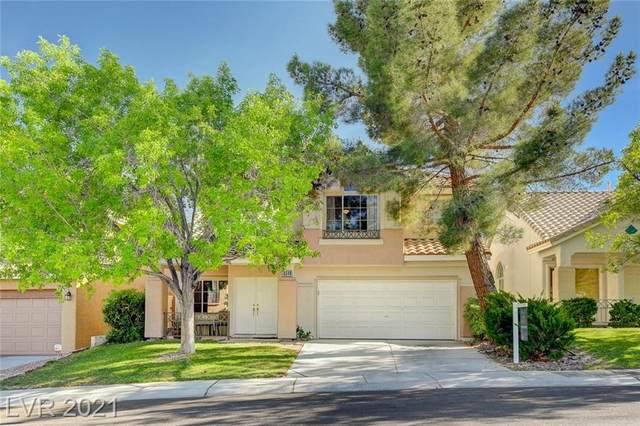 10349 Hunters Meadow Avenue, Las Vegas, NV 89144 (MLS #2291922) :: Signature Real Estate Group