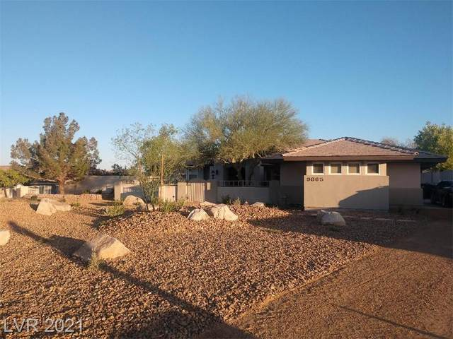 9865 Elkhorn Road, Las Vegas, NV 89149 (MLS #2291925) :: Team Michele Dugan