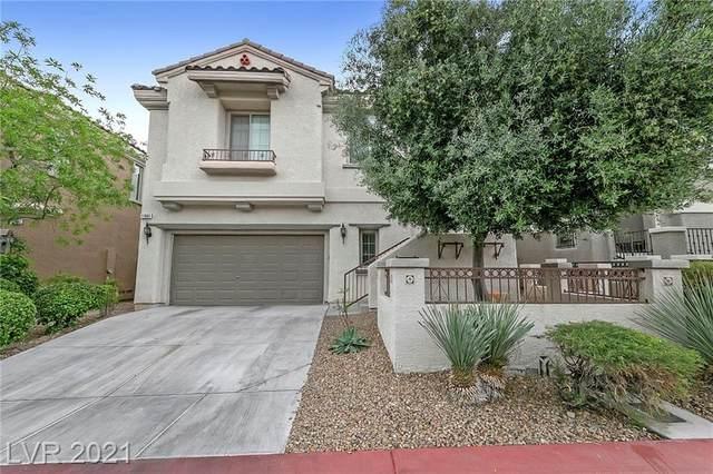 11841 Luna Del Mar Lane, Las Vegas, NV 89138 (MLS #2291929) :: Signature Real Estate Group