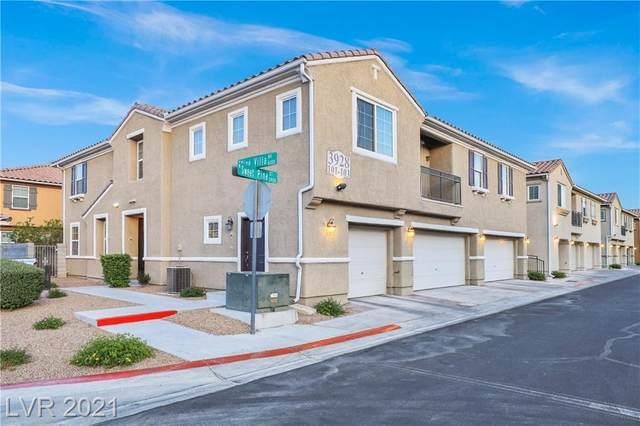 3928 Sweet Pine Street #103, Las Vegas, NV 89108 (MLS #2291930) :: Signature Real Estate Group