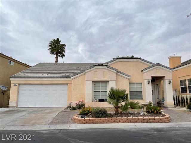 3416 Lockport Street, Las Vegas, NV 89129 (MLS #2291937) :: Vestuto Realty Group