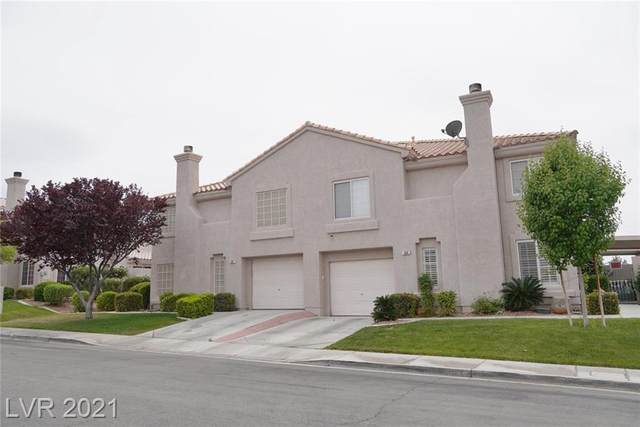 507 Recognition Place, Henderson, NV 89052 (MLS #2291944) :: Vestuto Realty Group