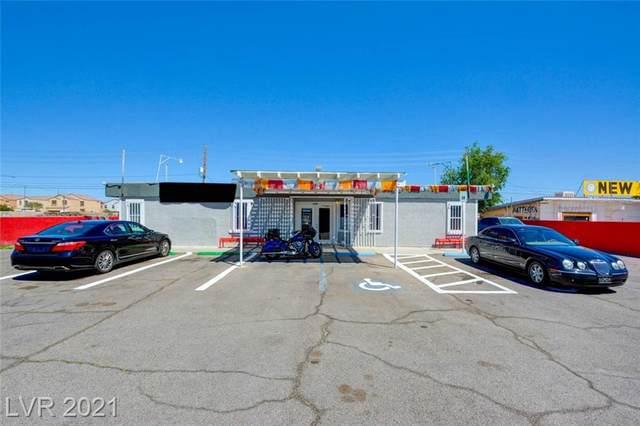 1546 N Nellis Boulevard, Las Vegas, NV 89110 (MLS #2291951) :: Custom Fit Real Estate Group